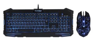 Cosmic Byte Dark Matter Gaming Keyboard and Mouse Combo Set