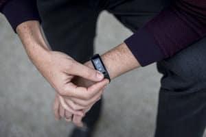 Garmin Vivofit Wireless Fitness Wrist Band and Activity Tracker