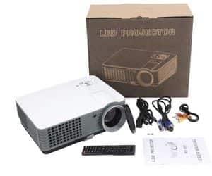 IBS 2200 Lumens Mini Led Rd-801 Smart Lcd Video Home Theater