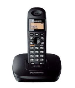 Panasonic KX-TG3611SXB Cordless Phone
