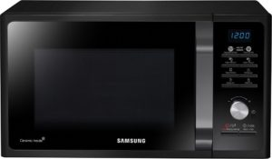 Samsung 23 L Solo Microwave Oven (MS23F301TAK/TL)