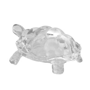 odishabazaar Crystal Turtle Tortoise for Feng Shui and Vastu