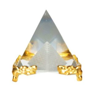 Odishabazaar Others Crystal Pyramid Colored Feng Shui
