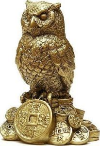 ASTROGHAR Feng Shui Owl