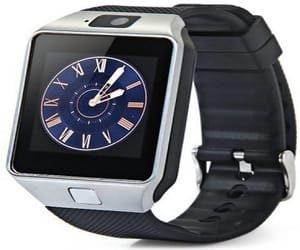 Mizco DZ09 Sliver Smartwatch
