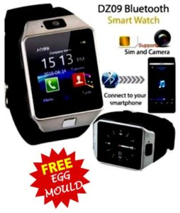 Voltac DZ09 Bluetooth Smart Watch