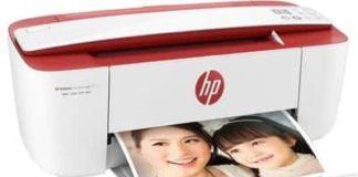 HP DeskJet Ink Advantage 3777 T8W40B All-in-One Printer