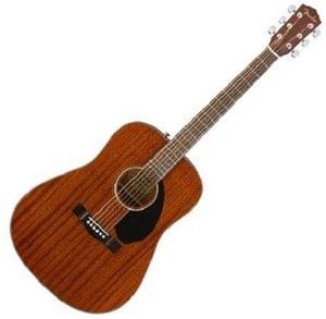Fender CD60S Mahogany Acoustic Guitar