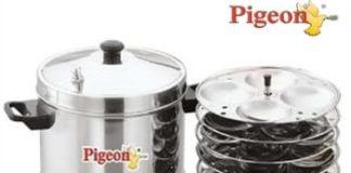 Pigeon Induction & Standard Idli Maker