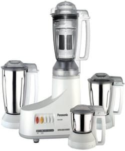 Panasonic MX AC 400 Superb 550 W Mixer Grinder with 4 Jars
