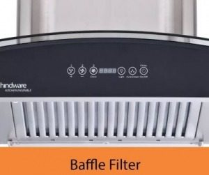 Baffle-Filters