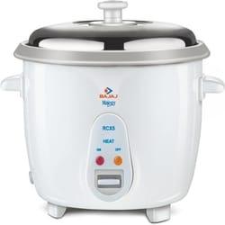 Bajaj Majesty New RCX 5 1.8-Litre Electric Rice Cooker