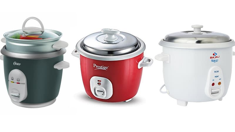 Top 5 Best Rice Cooker in India 2019