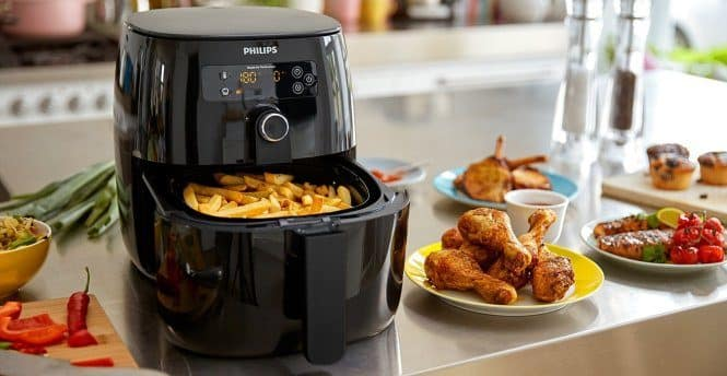 how air fryer works