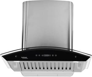 Hindware 1200 m3/h 60 Auto Clean Wall Mounted Chimney