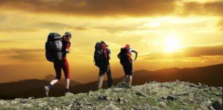 best hiking trekking bagpack