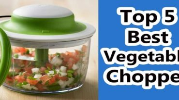 best vegetable chopper
