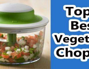 best vegetable chopper
