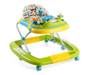 LuvLap Grand Baby Walker with Adjustable Height & Rocker