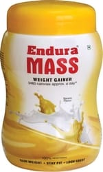 Endura Mass Weight Gainers- 500g