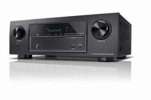 Denon X Series AVR-X540BT 5.2 Channel Full 4K Ultra HD AV Receiver
