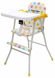Kurtzy Kids Portable Highchair