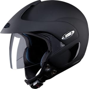 Studds Marshall Open Face Helmet