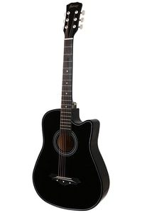 "Juarez 38"" Linden Wood Acoustic Guitar"