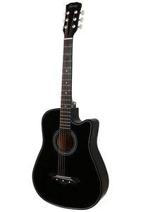 "Juarez 38"" Linden Wood Acoustic Guitar"