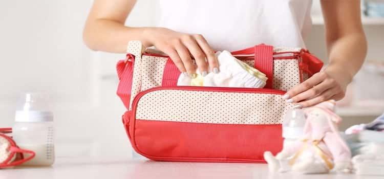 Best diaper bags in India