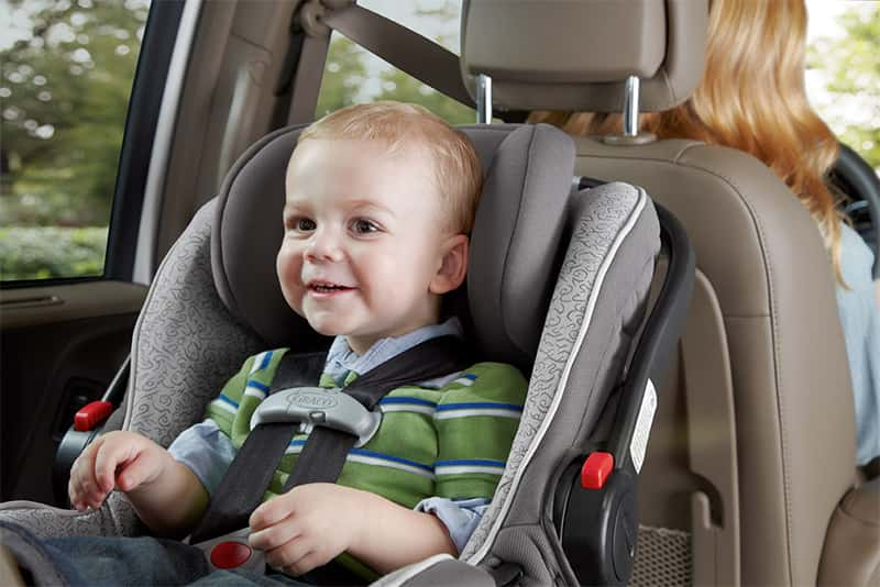 Top 5 Best Baby Car Seat In India 2019