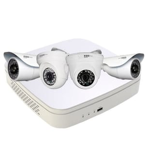 CP Plus Intelli Full HD CCTV Camera Kit