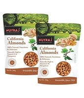 Nutraj California Almonds