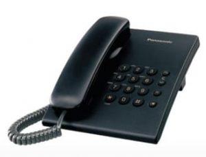 Panasonic KX-TS500MXBD Landline Phone