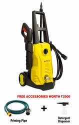 ResQTech 1700W 135 BAR High-Pressure Washer