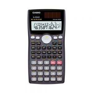 Casio FX-991MS Scientific Calculator (Gray)0