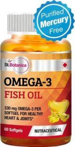 St.Botanica Omega 3 Fish Oil