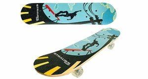 Strauss Bronx KD Skateboard