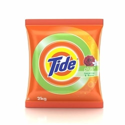 Tide Plus Jasmine and Rose Detergent Powder