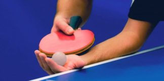 best table tennis racket in india