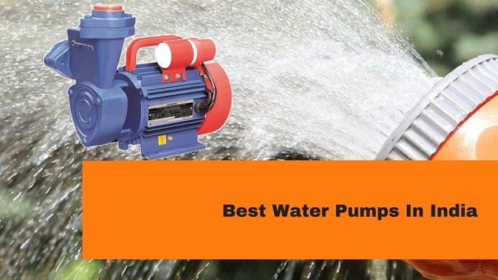 best water pumps in india