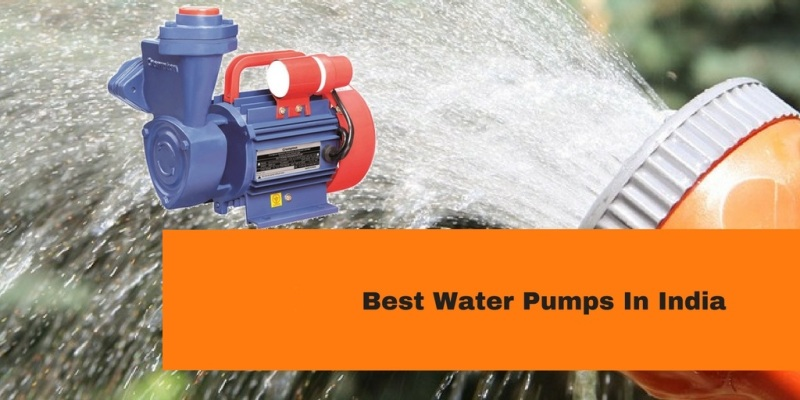 Best Water Pump in India