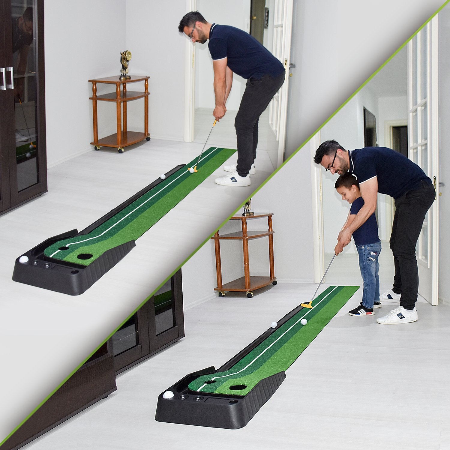 Best Golf Putting Mat in India 2019 For Office & Indoor Use
