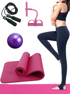Best Yoga Mat, Pants, Bricks, Socks in India