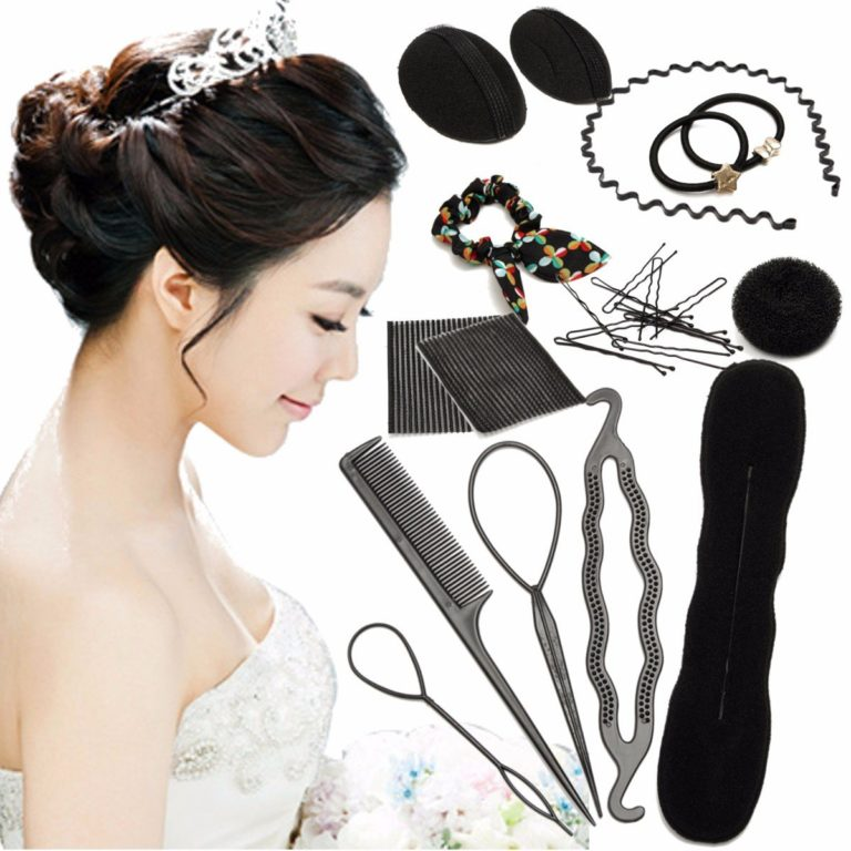 Top 3 Best Hairstyle Accessories Kit for Women in India 2021 – Price & Review