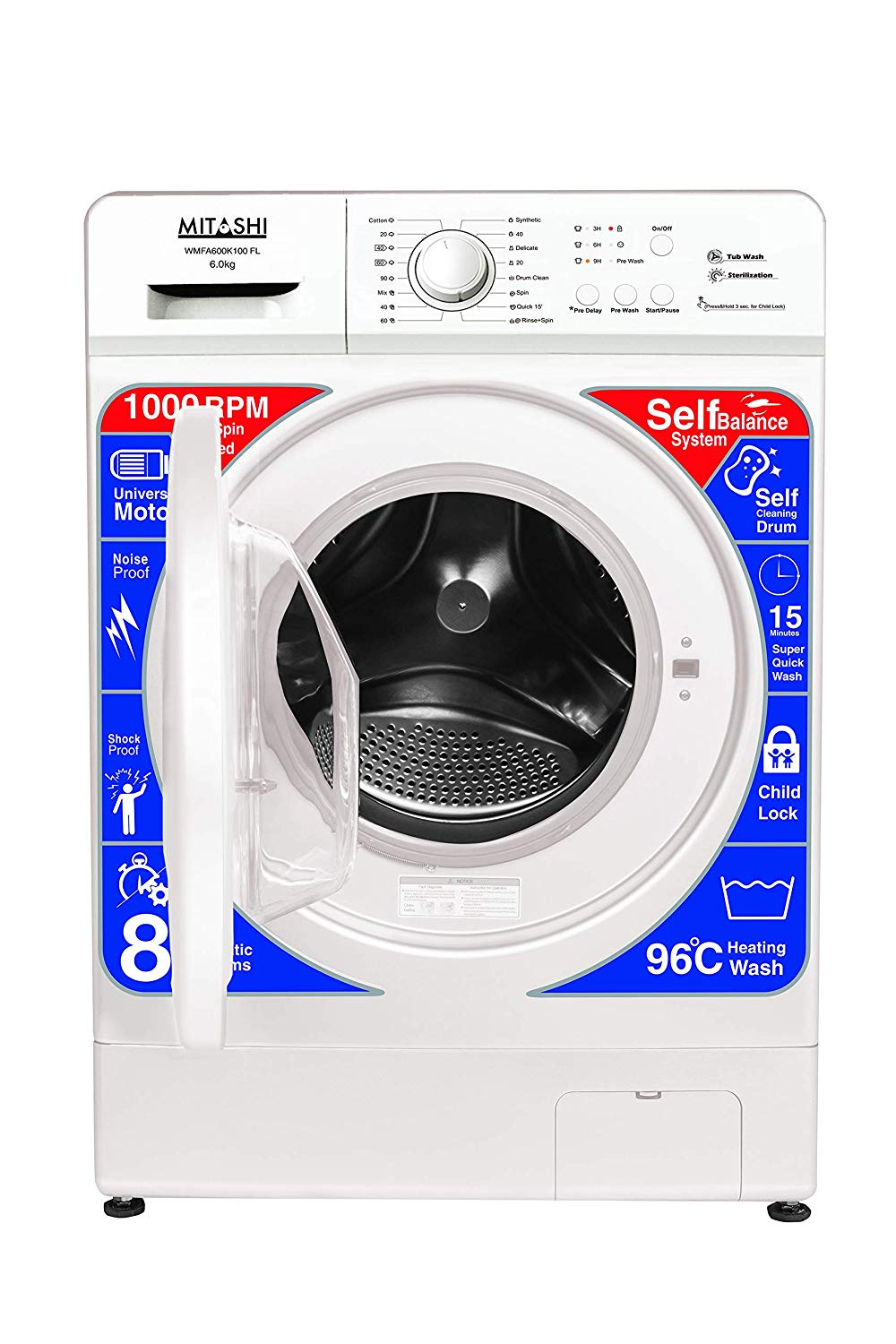 Automatic Washing Machines Under 15000 in India 2019