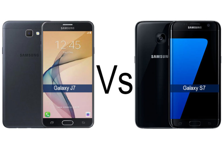 Samsung J7 vs Samsung s7 – Which One is Better 2021