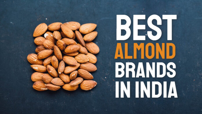 best almonds in india