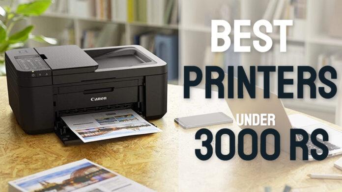 best printers under 3000