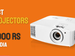 best projectors under 10000 in india